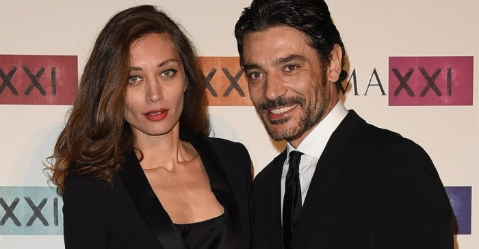 Giuseppe_Zeno_con_la_moglie_Margareth_Madè
