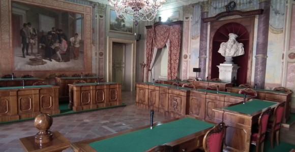 Sala Consiglio San Severino