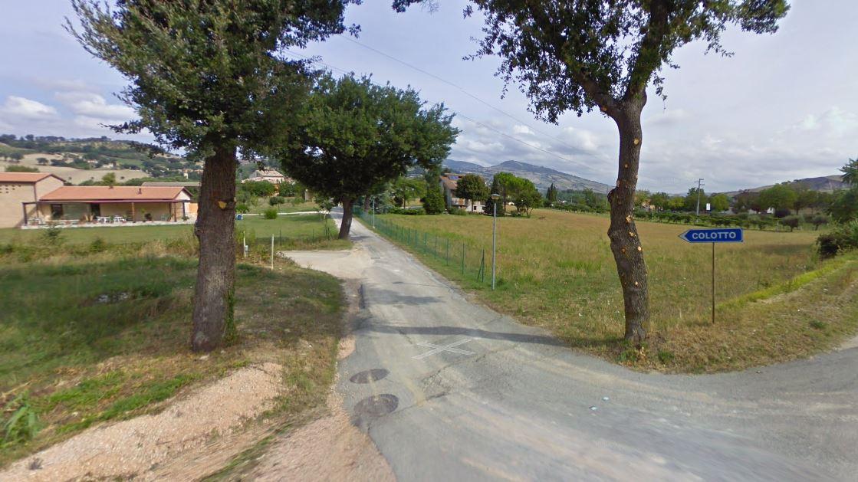 Strada Colotto