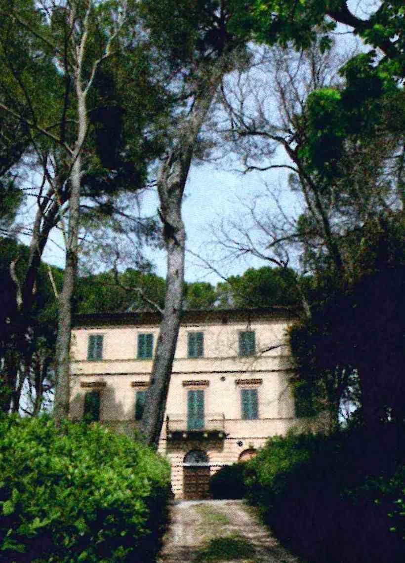 Villa Tinti Luzi