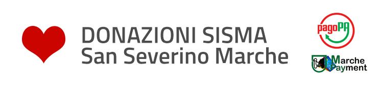 Donazioni sisma